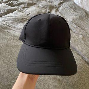 Authentic Lululemon Baller Hat. Black O/S